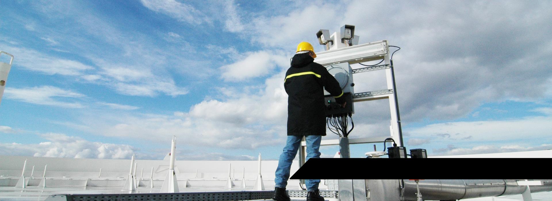 Roof Safety Solutions - Slide 1